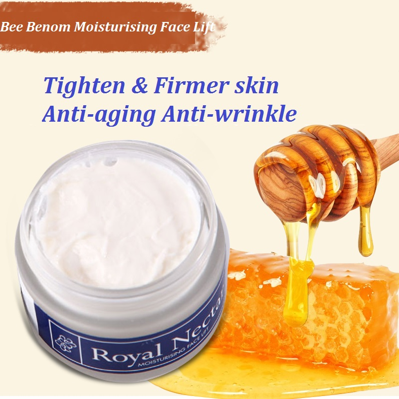 Nelson Honey Royal Nectar Original Manuka honey and bee benom Moisturising Face Lift 50ml made in NEWZEALAND Acne Treatment Mask 6 frames reversible honey extractor for bee keeping