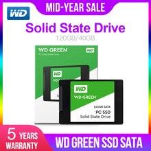 Western Digital WD экологичный ПК SSD 240 ГБ 2,5 дюйма SATA 3 ноутбук внутренний сабит жесткий диск interno hd ноутбук жесткий диск disque