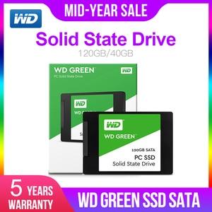 Western Digital WD GREEN PC SSD 240GB 2.5 inch SATA 3 laptop internal sabit hard disk drive interno hd notebook harddisk disque