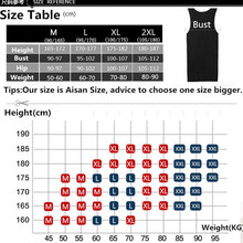 Undershirt Bodybuilding Fitness Men Tank Tops RK