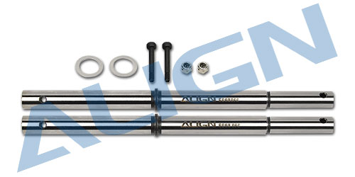 все цены на  Align Trex 600N DFC Main Shaft Set H6NH002XXW  Align trex 600 parts Free Shipping with Tracking  онлайн