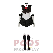 ProCosplay Sailor Moon Cosplay Costume sailor moon Sailor Pluto cosplay free shipping costume for women 000694