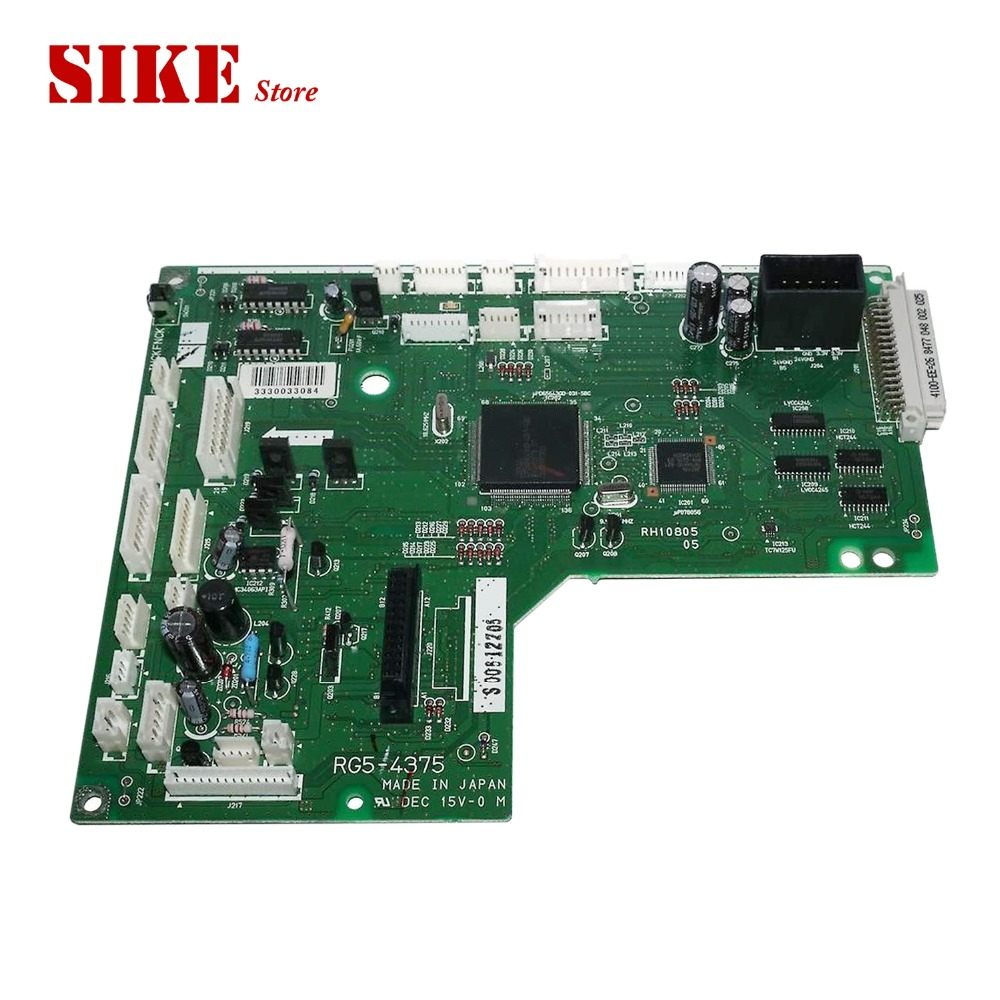 RG5-4375 DC Control PC Board Use For HP 8100 8150 8150N 8150DN HP8100 HP8150 DC Controller Board rg5 6799 000cn used dc controller pc board for the hp color laserjet 5500 printer parts