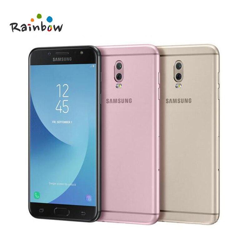 Original Samsung Galaxy C8 C7100 J7+ C7 2017 4G LTE Mobile