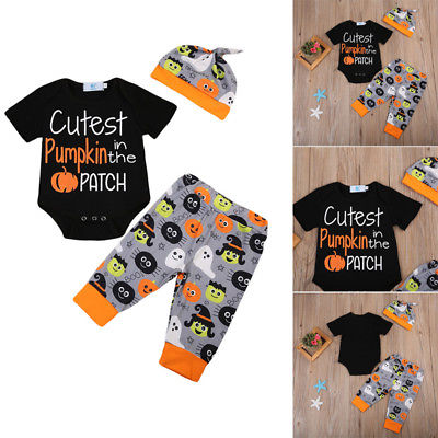 Halloween-3PCS-Set-Newborn-Baby-Boy-Girl-Halloween-Clothes-Black-Romper-Pants-Hat-Outfits-1