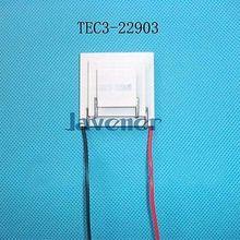 TEC3-22903 радиатор Термоэлектрический охладитель Пельтье охлаждения плиты 12V 3A 11,1 Вт холодильное модуль