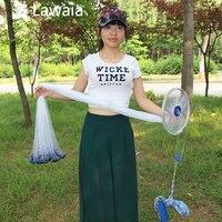 Lawaia Net Monofilament Womens Fishing Net Hand Network Folding Fish Net For Women ECO Sinkers American Sign Rubber Pendant Tool