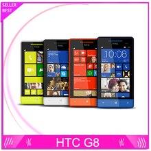 8S Original Unlocked HTC 8S A620e Windows Phone 3G GPS WIFI 4.0''TouchScreen 5MP camera Free Shipping