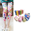 Toddlers Child Baby Kids Girls Leggings Trousers Pants Pattern 5-12T