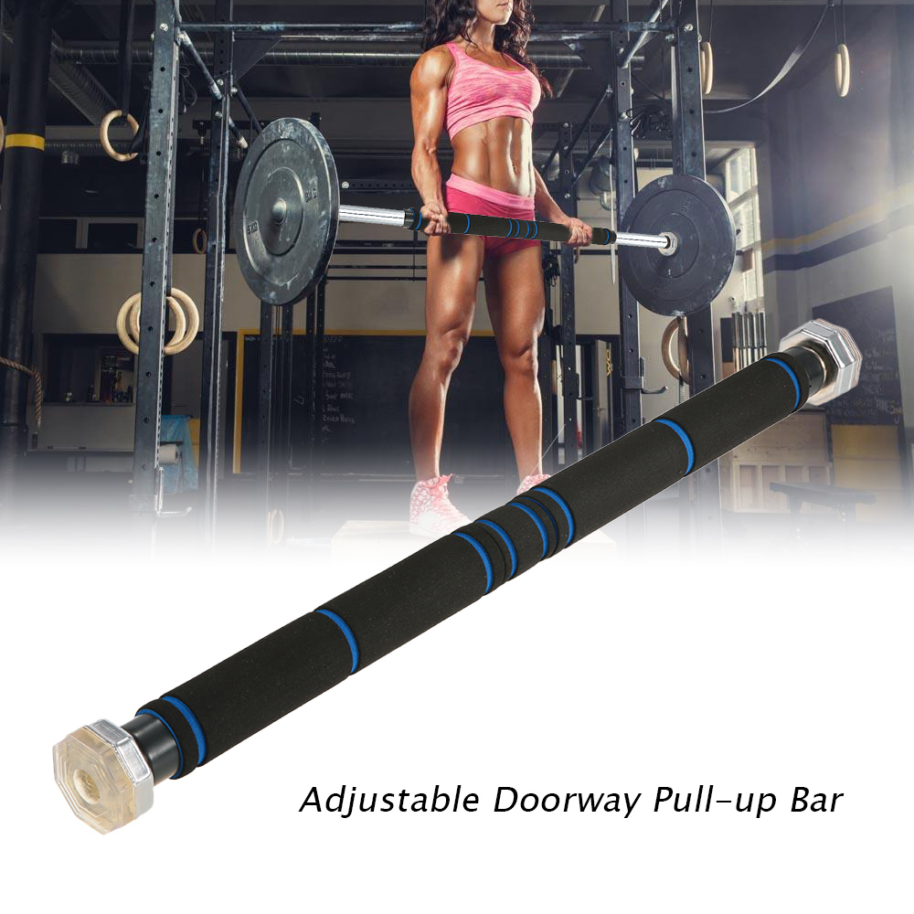 chin workout fitness pull powerhouse push bar at frame upper door up body intriguing ga modish doorway bodymax