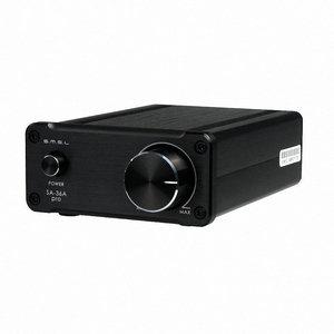 Image 4 - SMSL SA 36A Pro AMP HIFI Big Power Digital Integrated Tripath Stereo Amplifier with 12V 3.8A Power Adaptor Black Silver Gold
