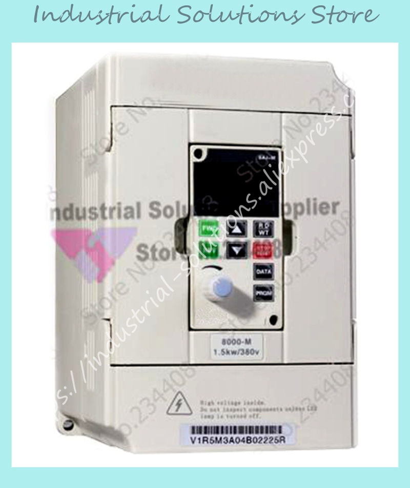 Inverter 8000 V1R5M1 1.5 KW 220V Used Original dhl ems used used t verter inverter n2 203 m 2 2kw 220v tested