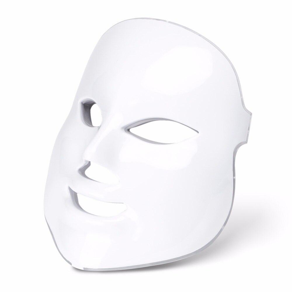 Лица LED Маска красоты удаление морщин электрический устройства ФДТ фотон кожи, омолаживающие машина антивозрастная терапия