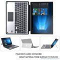 Ultra-Thin High Quality DETACHABLE Bluetooth Keyboard Stand Case / Cover for Microsoft Surface Pro 4 12.3-inch Tablet