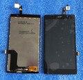 100% testado lcd touch screen digitador assembléia para acer liquid z500 black frete grátis