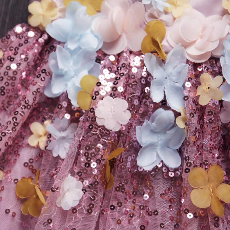 Niñas Vestido de Fiesta de la Boda Ropa de Vestir para las niñas ...