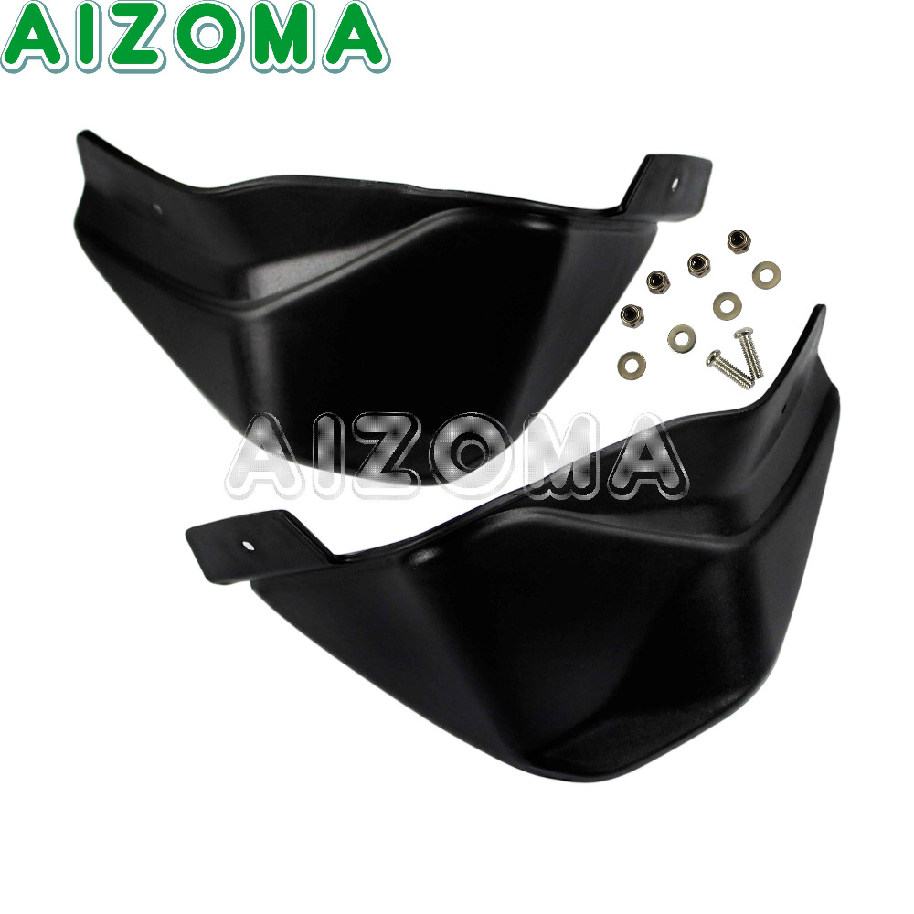 Motorcycle Handguard Black Hand Protection Rising Guard Protector For BMW S1000XR R1200GS Water Cooled R1200GS F800GS Adventure цена