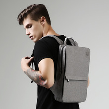 Cai Brand Men Business Backpack Bags Fashion Casual Waterproof 14 Inch Computer Laptop Backpacks Multifunctional Travel Bags стоимость