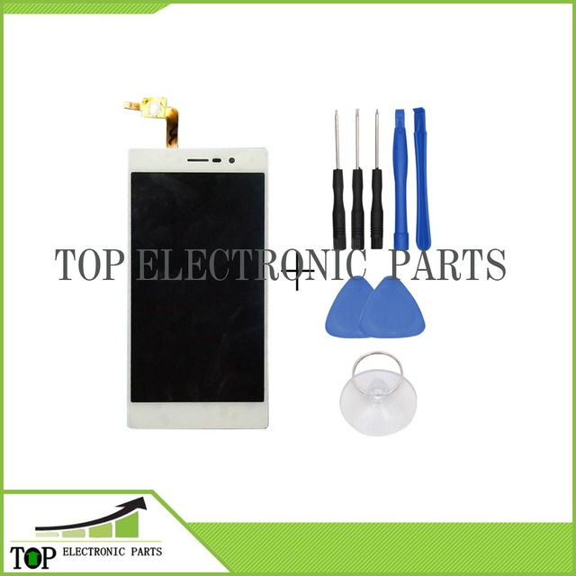 ФОТО Original For DOOGEE DG900  LCD and Touch Screen Assembly white and black