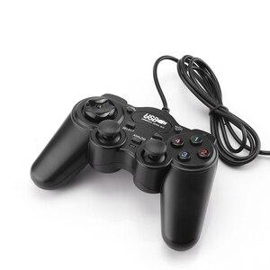 Image 5 - Mando USB 2,0 con cable, Joystick Super doble vibración 850 para PC, portátil, ordenador o Win7/8/10 XP/para Vista