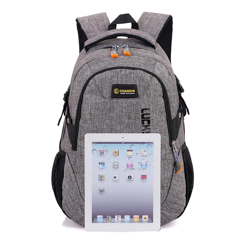 Image 5 - 2019 Men Backpack Oxford Male Travel bag Backpacks fashion men and women Designer student bag laptop bag High capacity backpack-in Backpacks from Luggage & Bags