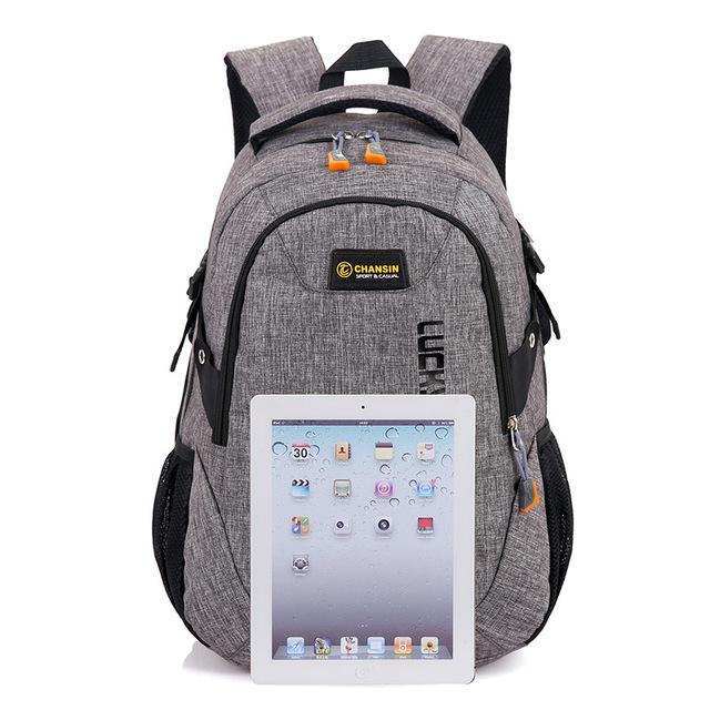 2019 Men Backpack Oxford Male Travel bag Backpacks fashion men and women Designer student bag laptop bag High capacity backpack