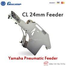 Alimentador neumático Yamaha estándar (24mm) para máquina de recogida y Colocación Avanzada SMT, Charmhigh, la mejor calidad, envío gratis