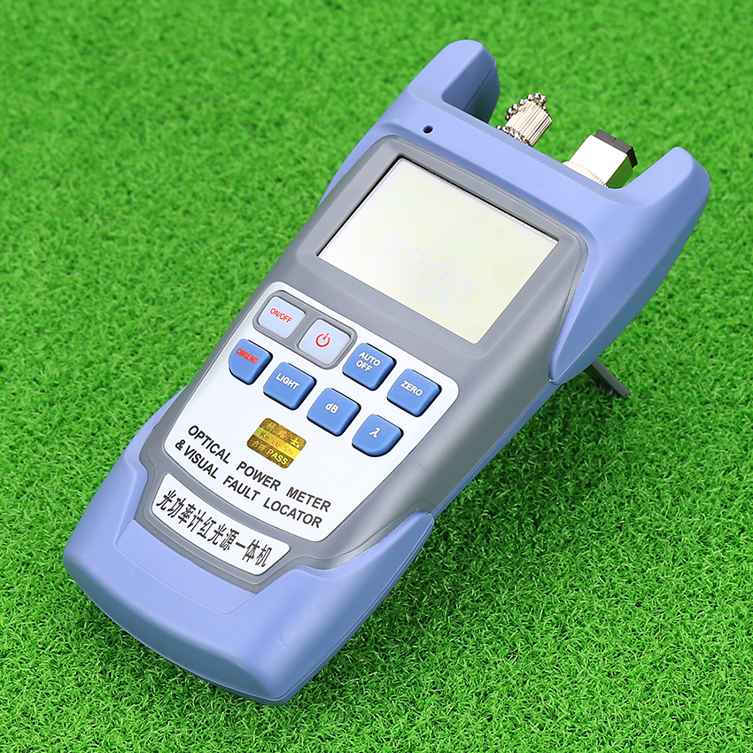 Image 5 - KELUSHI All IN ONE FTTH Fiber optical power meter  70 to  10dBm  and 1mw 5km Fiber Optic Cable Tester Visual Fault Locatoroptical  poweroptical power meterfiber optic power meter