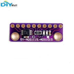 Image 3 - 5 pcs/lot GY ADS1115 16 bits I2C Module ADC 4 canaux avec amplificateur de Gain Programmable pour Arduino Raspberry Pi