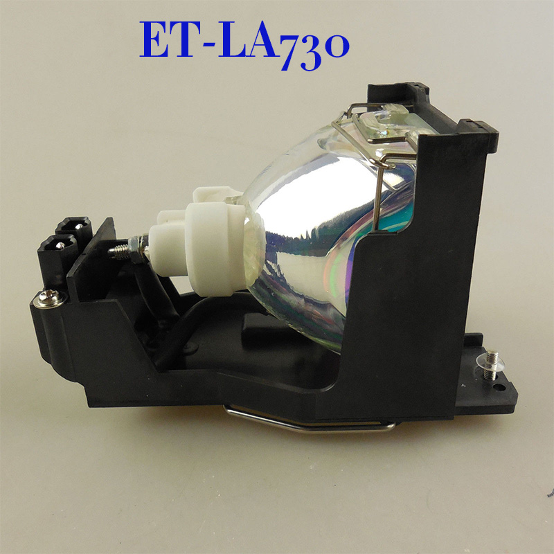 Brand New Projector Lamps with housing ET-LA730 for PANASONIC PT-L520/ PT-L720/ PT-L730NT/ PT-L735/ PT-L735NT/ PT-U1S91 original projector lamp et lab80 for pt lb75 pt lb75nt pt lb80 pt lw80nt pt lb75ntu pt lb75u pt lb80u