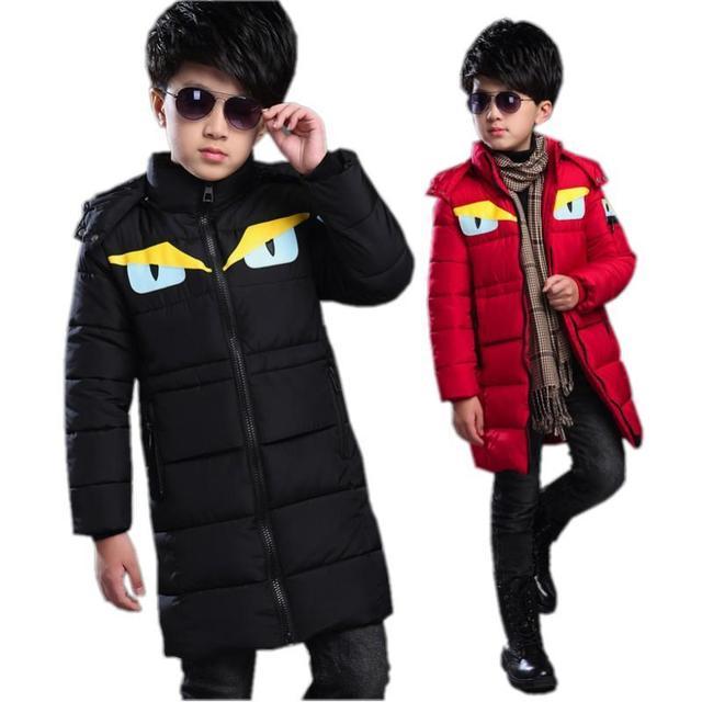 Nova marca de inverno para baixo casaco criança do sexo masculino de design curto espessamento das crianças roupas de bebê crianças para baixo parkas jaqueta outwear 4-13Y