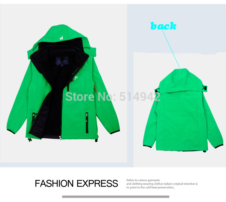 Aliexpress Buy Dropshipping New Spring Jackets Kids Mountaineering Clothes Rain Jacket Child Camping Hiking Fleece Children From