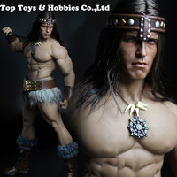 MR.TOYS 1/6 Conan Head Sculpt Arnold vision with Clothes MT2018 02 Model For 12 TBLEAGUE Muscle bodyM35 Male Body