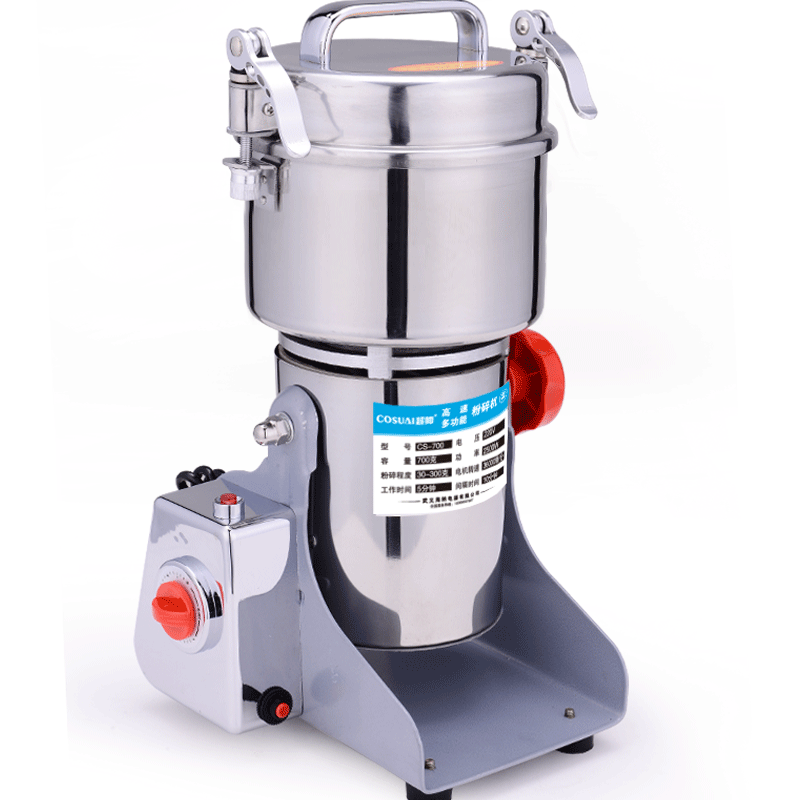 Powerful Chinese Medicine Grains Miscellaneous Grinder Superfine Household Grinding Machines Multifunctional Herbs Shredders 20pcs licorice glycyrrhiza uralensis fisch seeds chinese medicine herbs