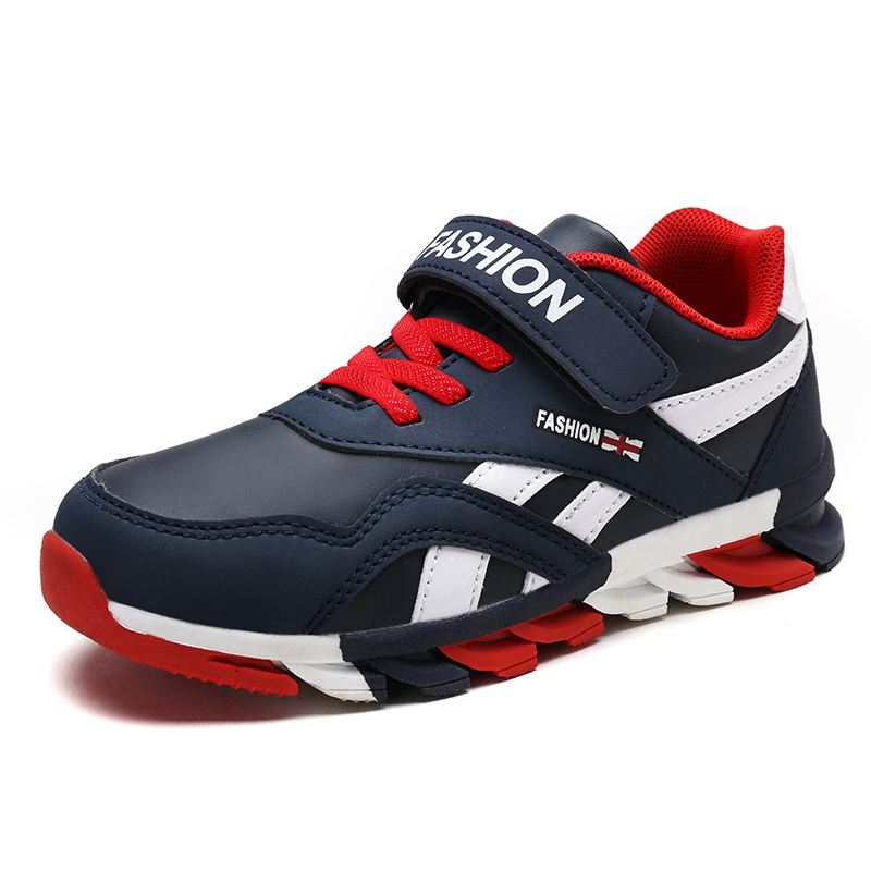 Cheap Brand Sneakers 2017 New Winter warm Boys Outdoor Sports <font><b>Shoes</b></font> Trainers Kids Athletic Sneakers Children Jogging <font><b>Shoes</b></font>