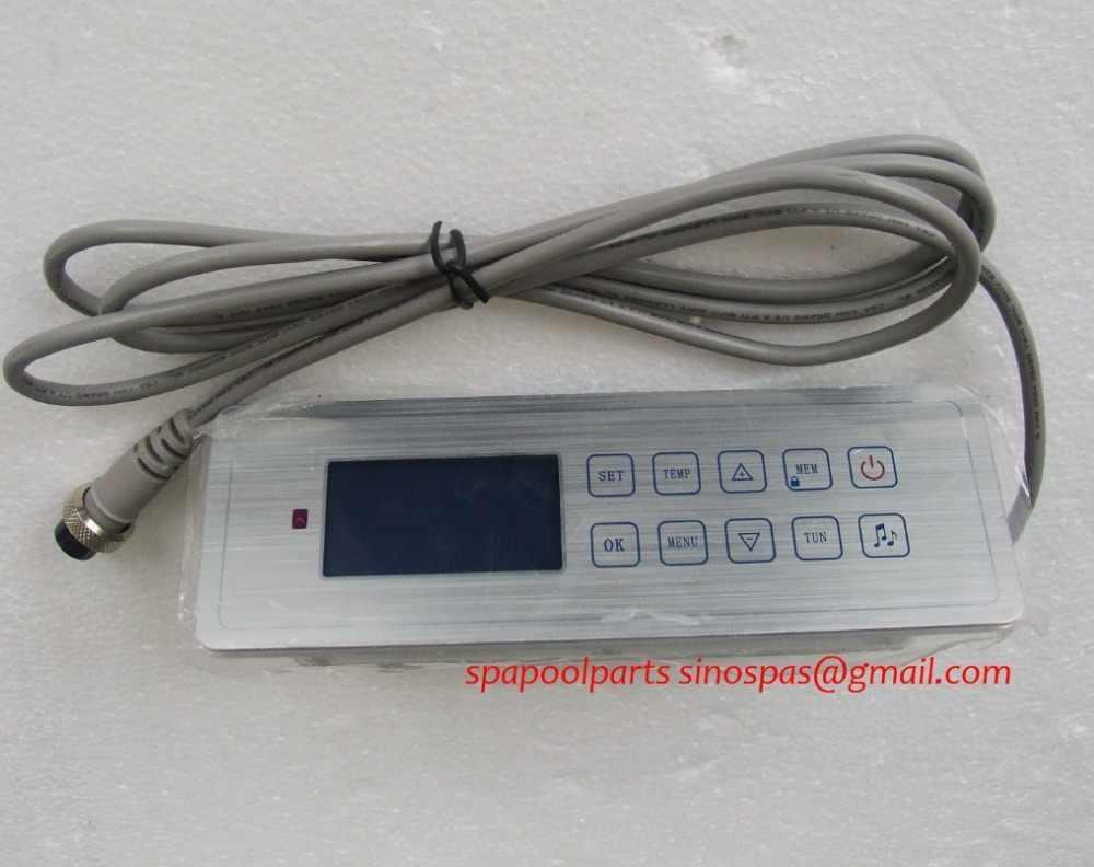 Foshan GD-7005 GD7005 GD 7005 горячая ванна спа контроллер Управление сверху панель для китайских спа