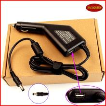 Laptop DC Power Car Adapter Charger 19V 3.42A 65W + USB Port for ASUS Z91 Z92 Z93 B ADP-65JH BB PA-1650-02 SADP-65NB BB