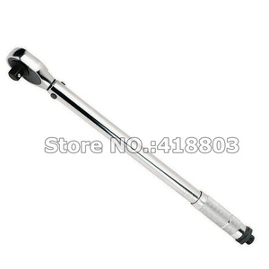"""Image 1 - Professional Hand Tool Torque Wrench 1/2"""" 40 210NM Repair Tool"""