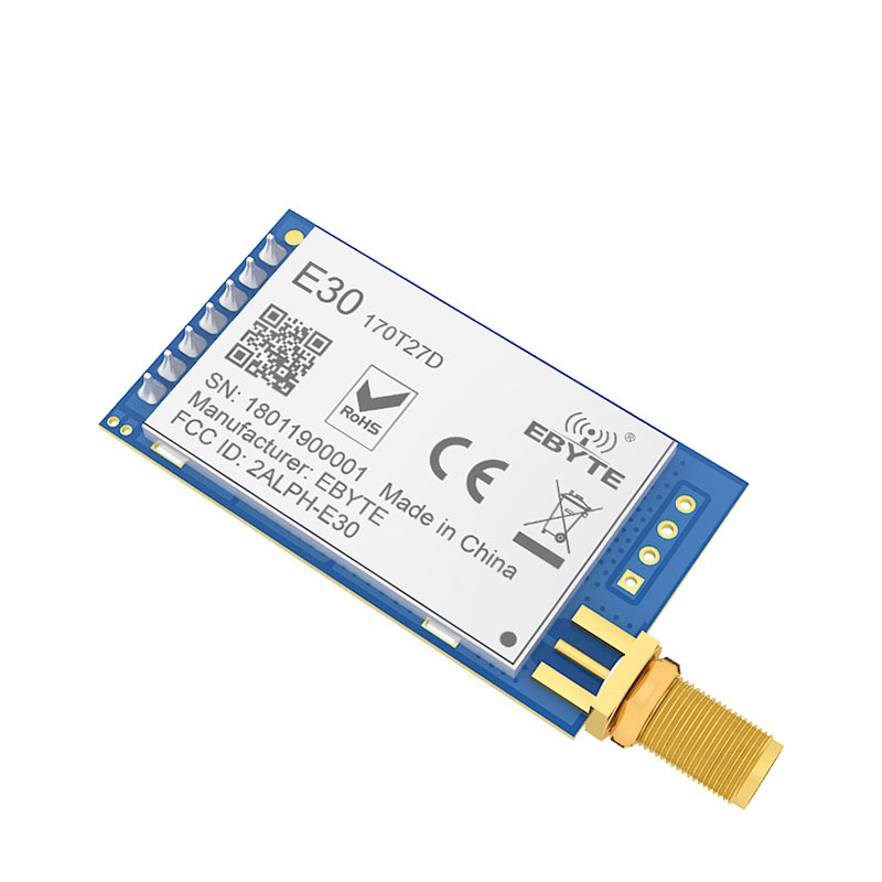 Image 5 - SI4463 170MHz TCXO 100mW E30 170T20D Long Distance rf module Module IoT UART Serial Port Wireless Transmitter and Receiver-in Fixed Wireless Terminals from Cellphones & Telecommunications