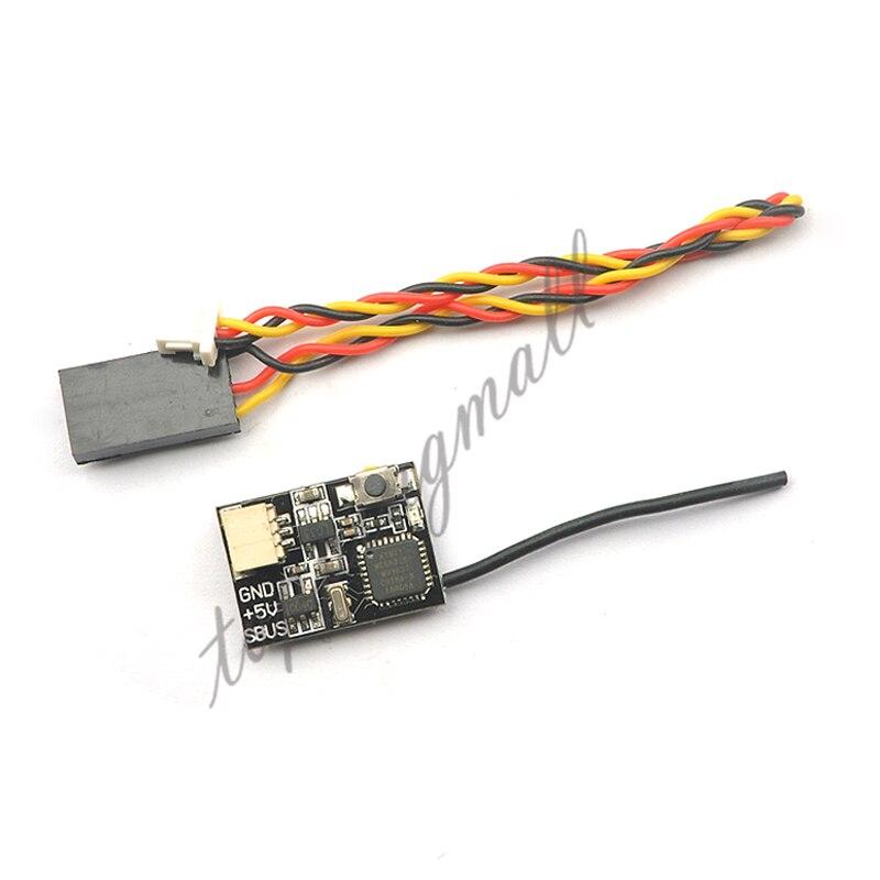 FD800 Minuscule 8CH SBUS/PPM Récepteur Compatible FRSKY ACCST D8 et X9D (Plus) pour RC Brushless Brosse Racing Drone