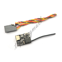FD800 Tiny 8CH SBUS / PPM Receiver Compatible FRSKY ACCST D8 and X9D(Plus) for RC Brushless Brush Racing Drone