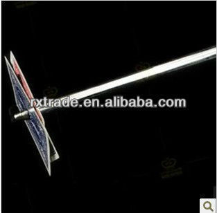 Espada a través de la tarjeta truco de magia venta al por mayor! / Vintage de la espada / magia