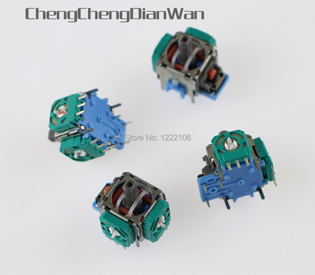 US $0 87 9% OFF|ChengChengDianWan 3D joystick 3D Analog Potentiometer  Sensor Repair Part For xboxone Xbox One Controller oem-in Replacement Parts  &