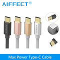 AIFFECT USB Tipo C Cabo USB Tipo C-C Rápido Sync & cabo do carregador para nexus 5x, nexus 6 p, oneplus 2, zuk z1, lg para xiaomi grande venda