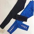 2017 nueva calidad Superior yogaes lulubrand mujeres Pantalones Leggings pants estiramiento grande Calzoncillos Largos Gruesa Envío libre material, Tamaño 4-10