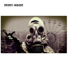 Game metro 2033 Canvas Poster bedding No Frame Home Decoration Wall Art Modern 1 Piece HD Oil Painting Picture Panel Print C-005