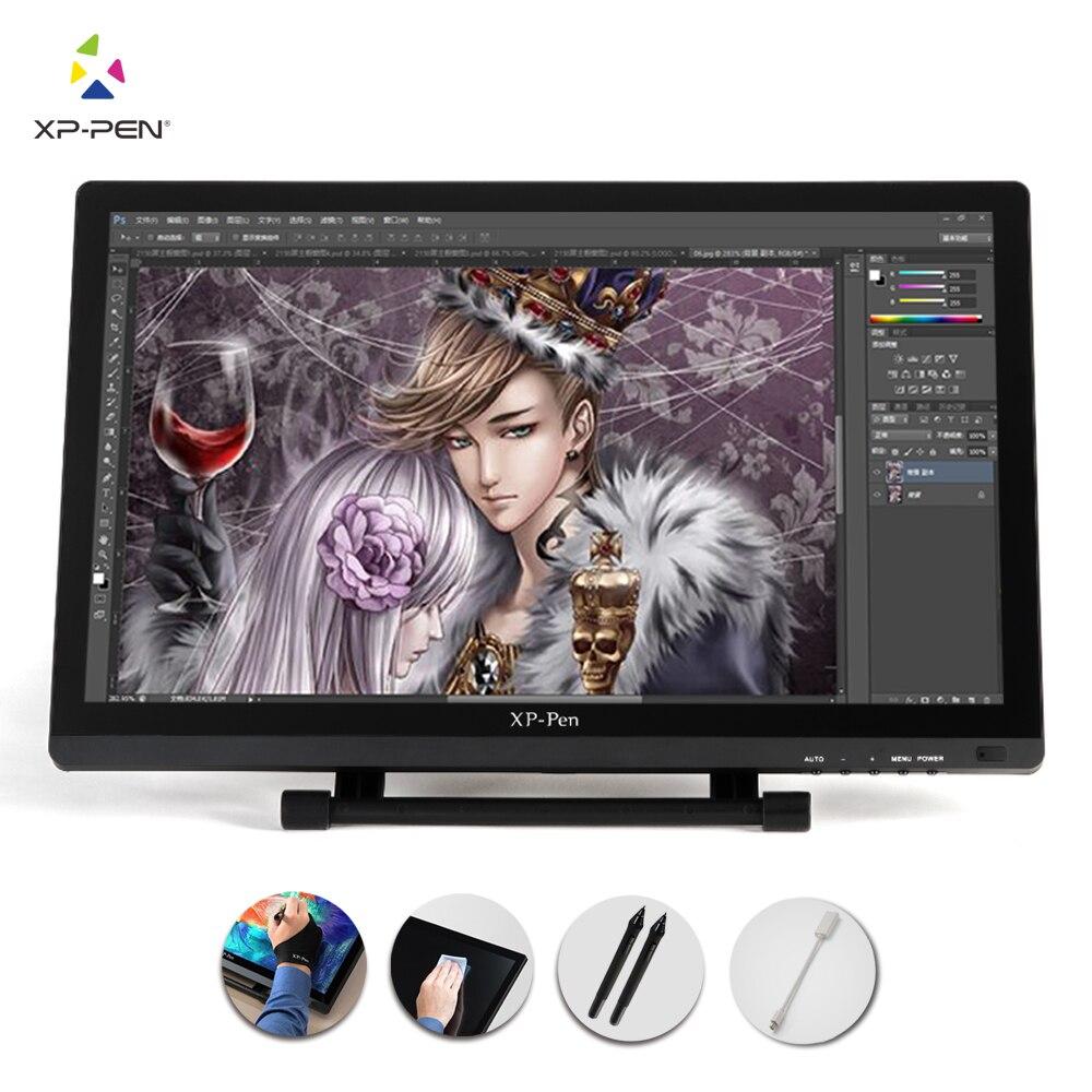 XP-Рen 21.5 HD IPS Графический Планшет Интерактивный Монитор Полный Угол Обзора Расширенный Режим Отображения для Apple Macbook поддержки HDMI
