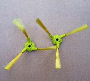Escova lateral para robô lg hom bot vr65710 vr6260lvm vr series, 1 par
