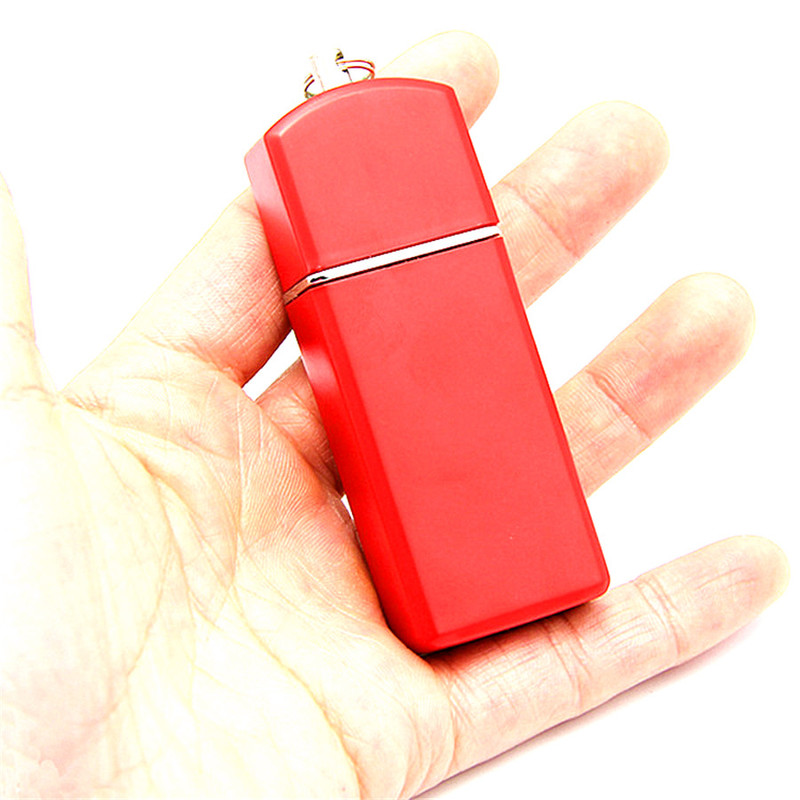 Yooap Portable Ash Tray Keys 4-Color Optional Smokeless for Car Smoke Extinguishing Tool Cigarette Accessories