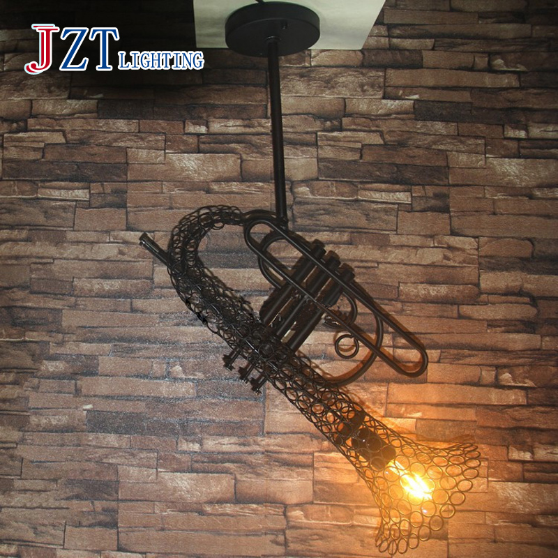 T 2016 Sachs Iron Loft Pendant Lighting Industrial Style Creative E27 LED Lamps For Bar Coffee Shop Black&Brown Free Shipping sachs k70397 01 clutch kit